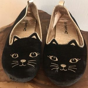 Toddler/Little Girls Kitty Cat Loafers